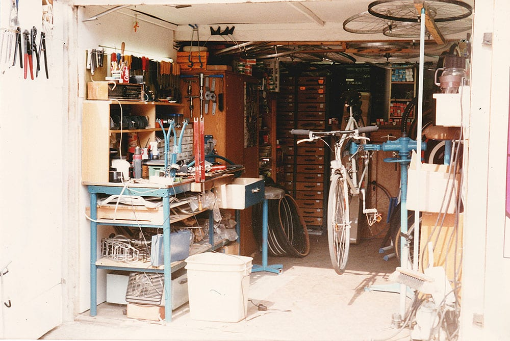 Garage Dresden Fahrradwerkstatt