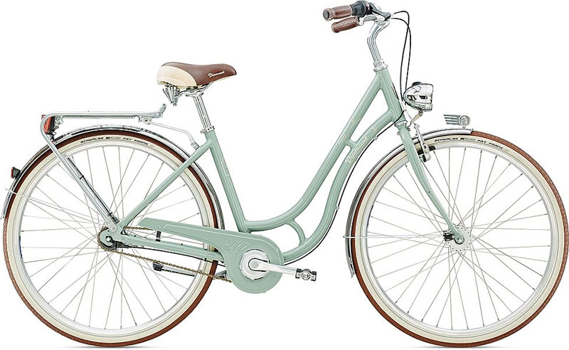 Beispiel: Diamant City Bike Tobas deLuxe