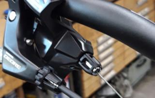 Fahrrad Bowdenzug